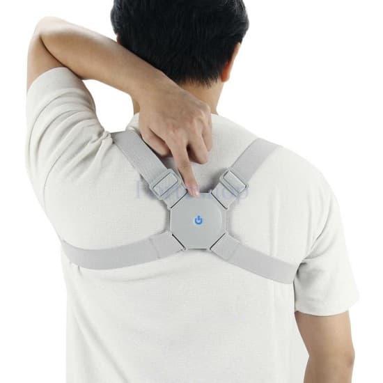 Коректор за гръб с интелигентен сензор за изправяне