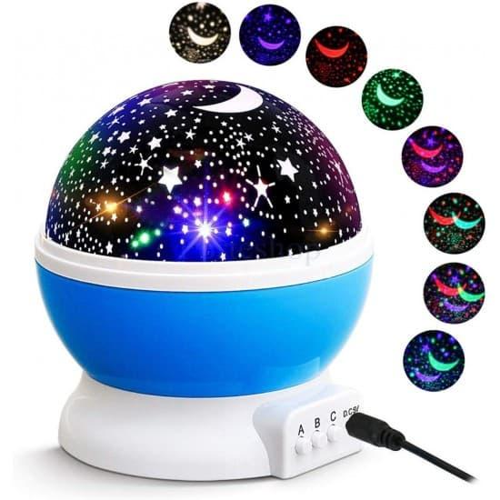 Звездна лампа – проектор  на звездно небе