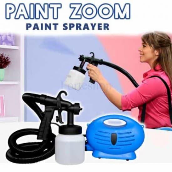 Спрей система за Боядисване – Paint Zoom