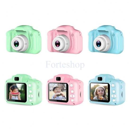 Фото И Видео Камера За Деца – Full HD